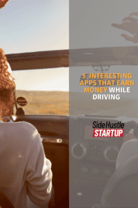 5 Interesting Apps that earn money while driving 1