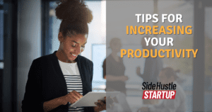 Increasing Your Productivity