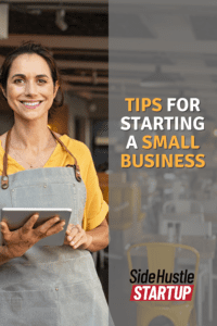 PINTEREST Tips for Starting a Small Business