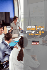 Pinterest Online Focus Groups That Pay Up To $100 Per Hour