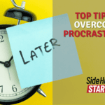 top tips for overcoming procrastination 1